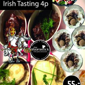 Irish Tasting 4p sinterklaasdeal